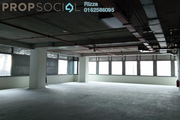 For Rent Office at KL Eco City, Mid Valley City Leasehold Unfurnished 0R/1B 26.2k