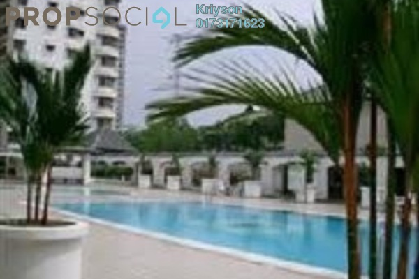 For Sale Condominium at Menara Polo, Ampang Hilir Leasehold Semi Furnished 3R/2B 580k