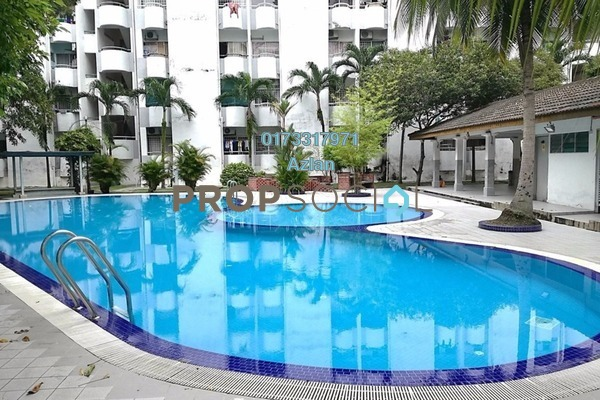 For Sale Condominium at Fawina Court, Ampang Leasehold Unfurnished 2R/2B 315k