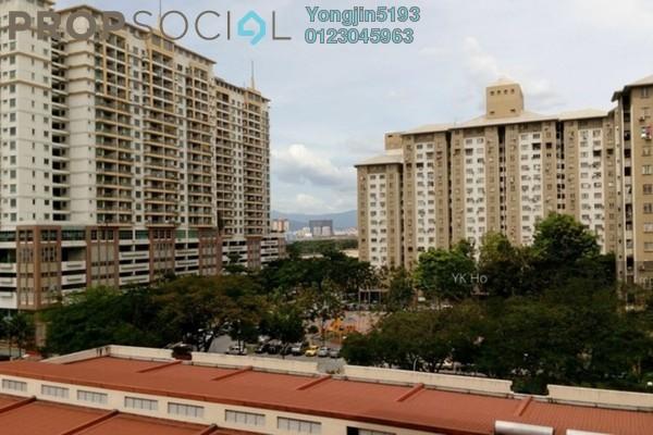 For Rent Apartment at Casa Desa, Taman Desa Freehold Semi Furnished 3R/2B 1.6k