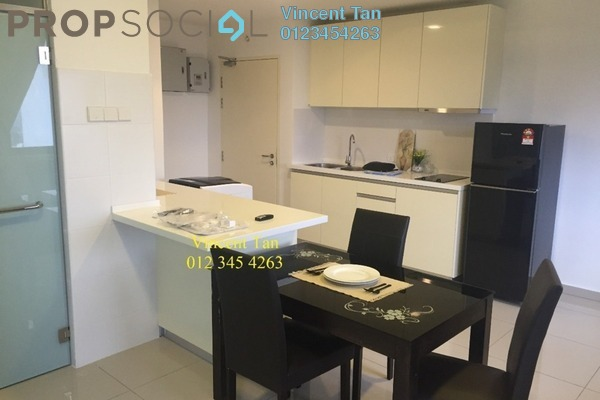 For Rent Serviced Residence at Encorp Strand Residences, Kota Damansara Leasehold Fully Furnished 1R/1B 1.8k