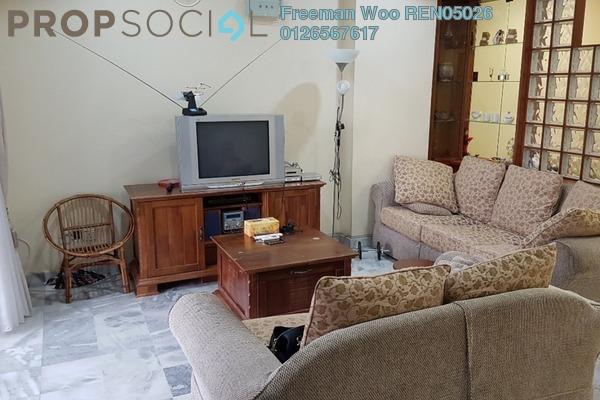 For Sale Condominium at Palmville, Bandar Sunway Leasehold Fully Furnished 3R/3B 800k