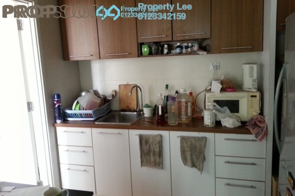 For Rent Condominium at Alam Puri, Jalan Ipoh Freehold Unfurnished 3R/2B 1.5k