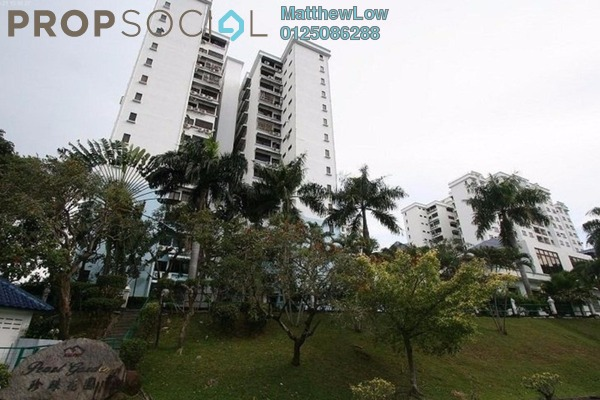 For Rent Apartment at Pearl Garden, Sungai Ara Freehold Fully Furnished 3R/2B 1.2k
