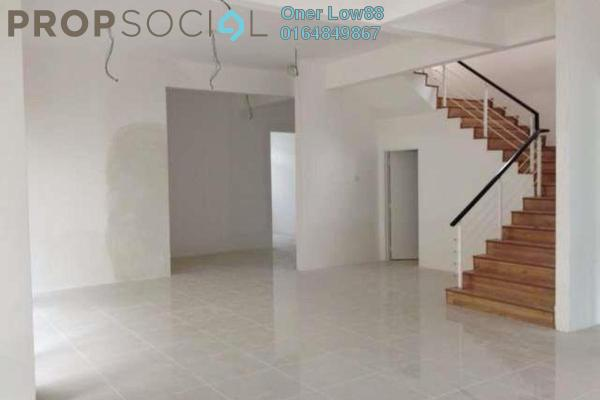 For Sale Terrace at Taman Seri Arowana, Seberang Jaya Freehold Unfurnished 4R/3B 600k