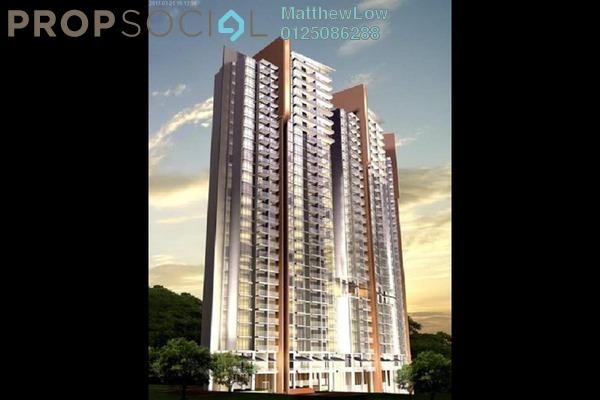 For Sale Condominium at Island Resort, Batu Ferringhi Freehold Fully Furnished 3R/2B 1.1m