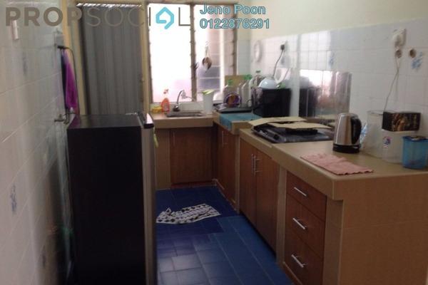 For Sale Condominium at Brem Park, Kuchai Lama Leasehold Semi Furnished 3R/2B 383k