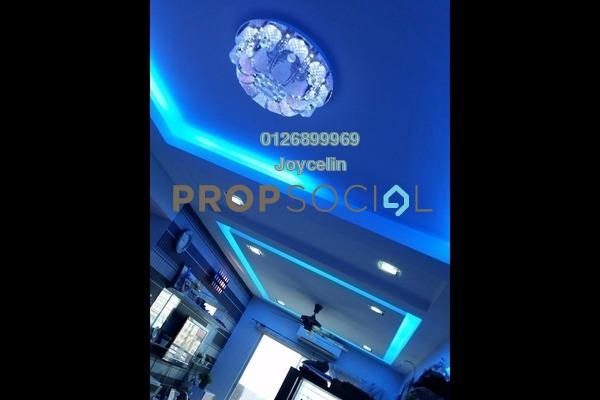 For Sale Condominium at Casa Idaman, Jalan Ipoh Leasehold Semi Furnished 4R/2B 480k