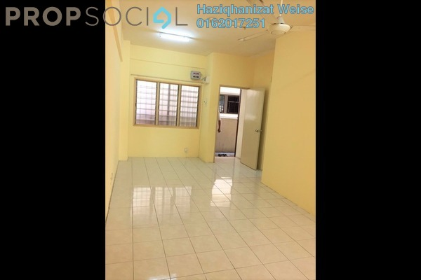 For Sale Apartment at Permai Seri Apartment, Ampang Leasehold Unfurnished 3R/2B 270k