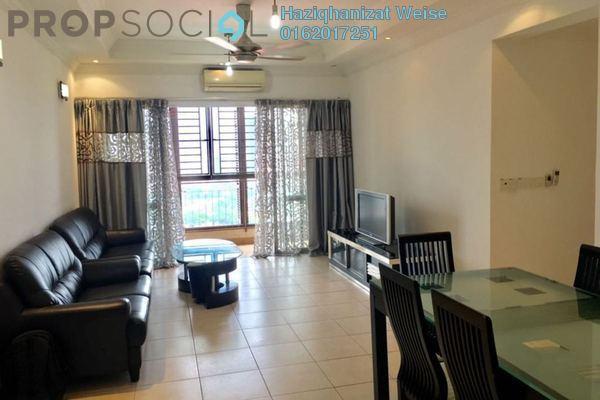 For Sale Condominium at Desa Putra, Wangsa Maju Leasehold Fully Furnished 3R/2B 800k