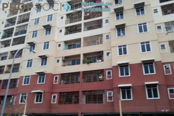 For Sale Apartment at Vista Perdana, Butterworth Leasehold Unfurnished 3R/2B 280k