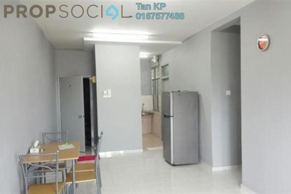 For Rent Apartment at Idamansara, Damansara Heights Freehold Semi Furnished 3R/2B 1.2k