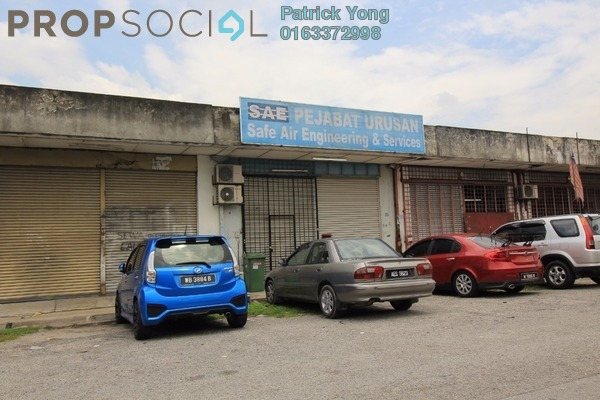 For Rent Factory at Taman Perindustrian Puchong Utama, Bandar Puchong Utama Freehold Unfurnished 0R/2B 2.5k