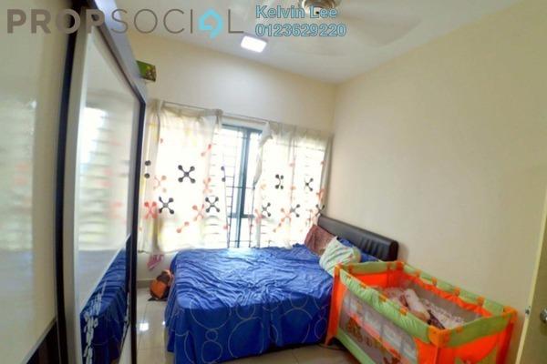 For Rent Apartment at Mahkota Residence, Bandar Mahkota Cheras Freehold Semi Furnished 3R/2B 1.1k