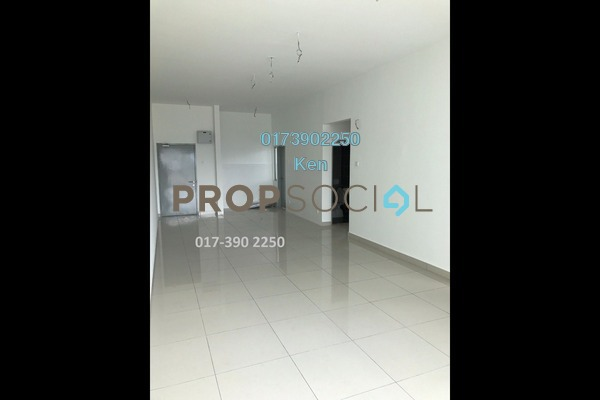 For Rent Condominium at DeSkye Residence, Jalan Ipoh Freehold Semi Furnished 3R/2B 1.5k