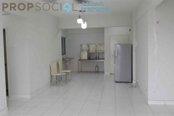 For Sale Condominium at First Residence, Kepong Leasehold Semi Furnished 3R/2B 580k