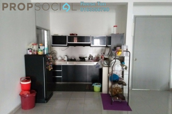 For Rent Condominium at Ivory Residence, Kajang Freehold Semi Furnished 3R/2B 1.15k