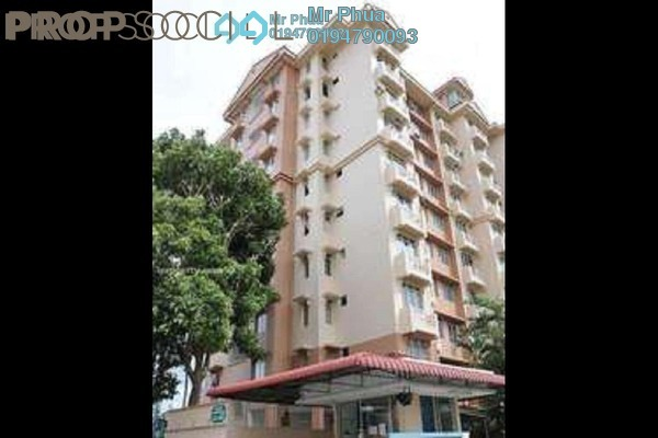 For Rent Apartment at Azuria, Tanjung Bungah Freehold Fully Furnished 3R/2B 1.2k