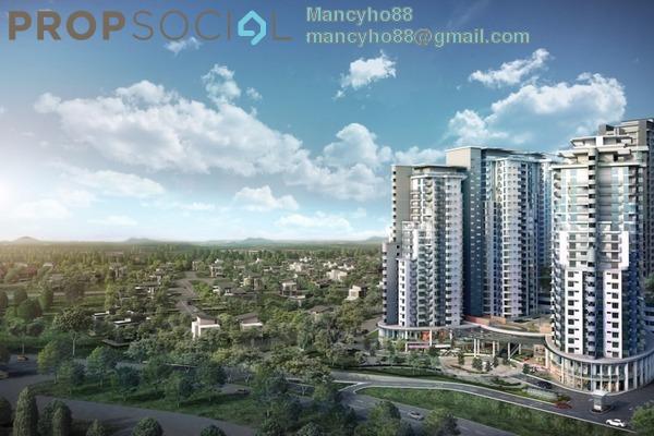 For Sale Condominium at Maisson, Ara Damansara Freehold Semi Furnished 2R/2B 615k