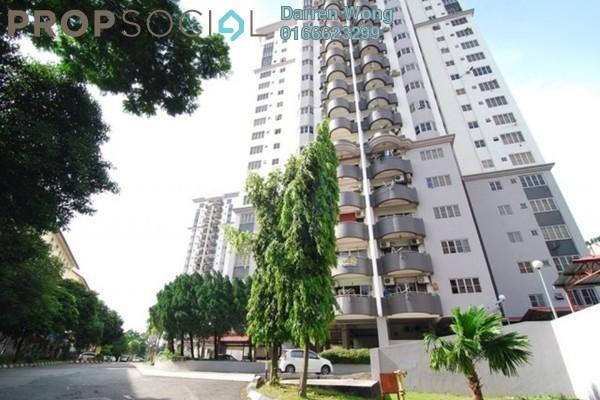 For Sale Condominium at Kondominium 8, Ampang Hilir Freehold Semi Furnished 4R/3B 529k