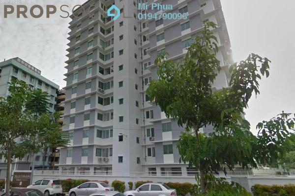 For Sale Condominium at Tanjung Heights, Butterworth Freehold Unfurnished 4R/2B 420k