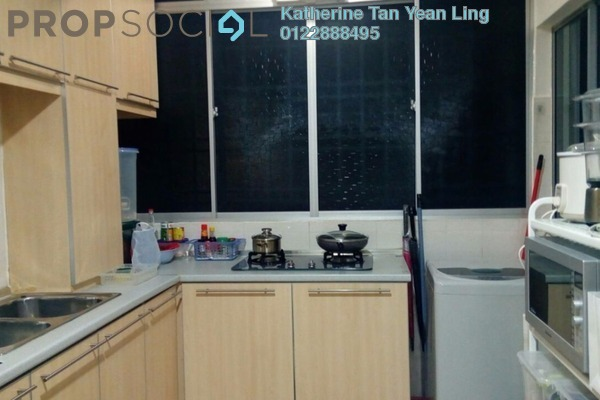 For Sale Apartment at Jalil Damai, Bukit Jalil Freehold Semi Furnished 3R/2B 460k