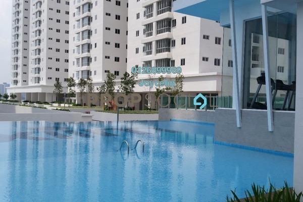 For Sale Condominium at Maxim Citilights, Sentul Leasehold Unfurnished 2R/2B 395k