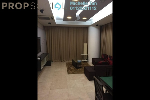 For Sale Condominium at Pavilion Residences, Bukit Bintang Leasehold Fully Furnished 2R/3B 2.72m