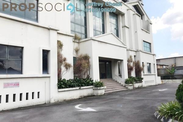 For Sale Office at Persiaran Dagang, Bandar Sri Damansara Freehold Semi Furnished 0R/0B 24.5m