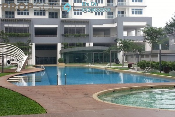 For Rent Condominium at Skypod, Bandar Puchong Jaya Freehold Fully Furnished 3R/3B 2.8k