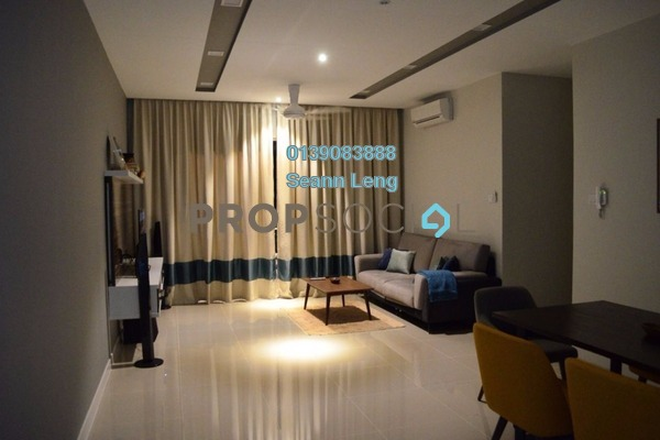 For Rent Serviced Residence at Scenaria, Segambut Freehold Fully Furnished 3R/3B 2.35k