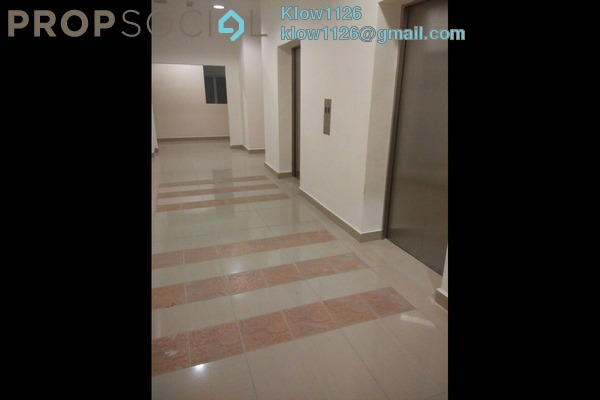 For Rent Condominium at Vue Residences, Titiwangsa Freehold Unfurnished 2R/1B 1.8k