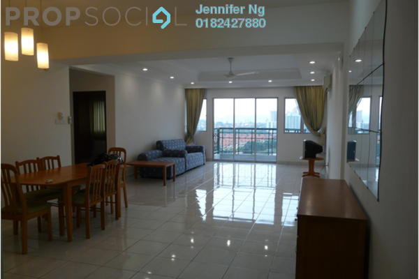 For Rent Condominium at Dataran Prima Condominium, Kelana Jaya Freehold Fully Furnished 3R/2B 2.3k