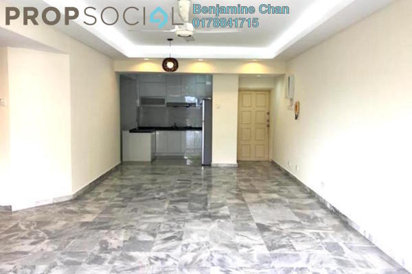 For Rent Condominium at Casa Vista, Bangsar Freehold Semi Furnished 3R/2B 2.5k