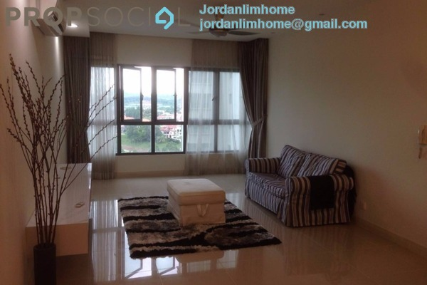 For Rent Condominium at Savanna 1, Bukit Jalil Freehold Fully Furnished 3R/2B 2.3k