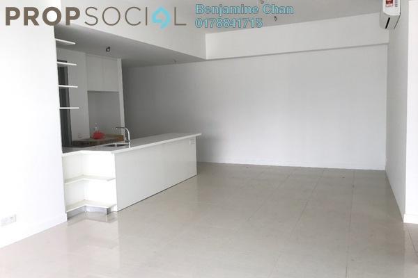 For Sale Condominium at Reflection Residences, Mutiara Damansara Freehold Semi Furnished 3R/2B 1.2m