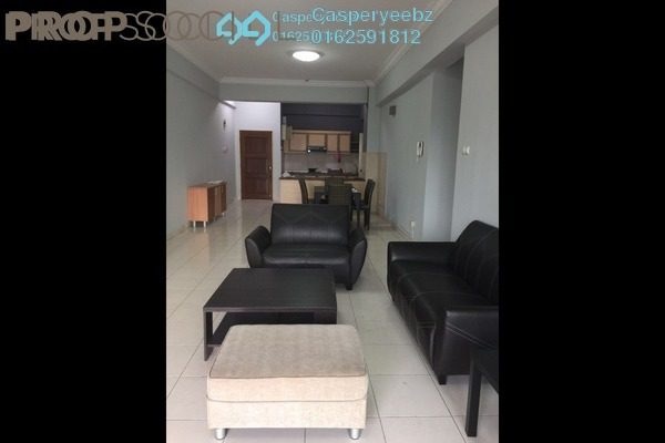 For Rent Condominium at Hartamas Regency 1, Dutamas Freehold Fully Furnished 4R/3B 3.7k