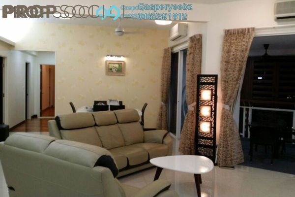 For Rent Condominium at 9 Bukit Utama, Bandar Utama Freehold Fully Furnished 4R/4B 6.5k