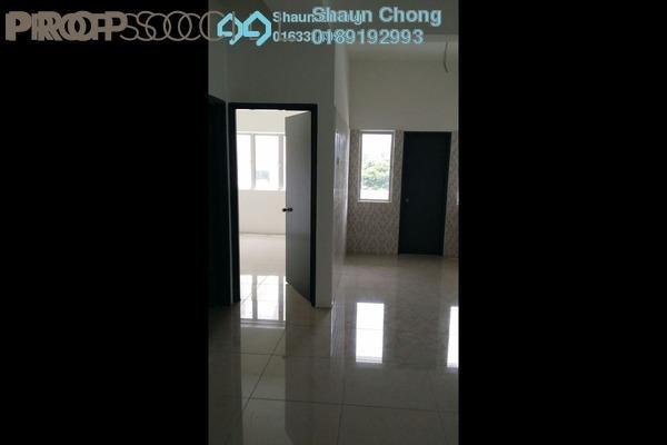 For Sale Condominium at Mahkota Garden Condominium, Bandar Mahkota Cheras Freehold Semi Furnished 4R/3B 488k