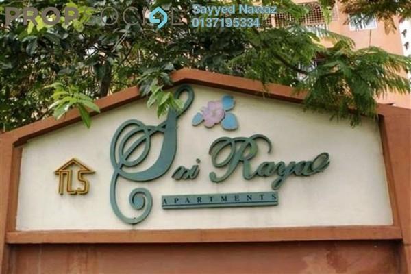 For Sale Apartment at Sri Ria Apartment, Kajang Freehold Unfurnished 3R/2B 235k