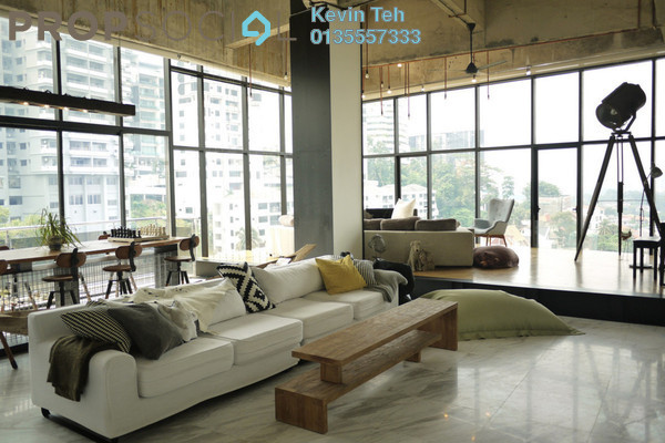 For Sale Condominium at The Loft, Bangsar Freehold Fully Furnished 3R/3B 3.5m