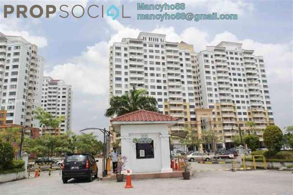 For Rent Condominium at Vista Millennium, Puchong Leasehold Fully Furnished 4R/2B 1.7k