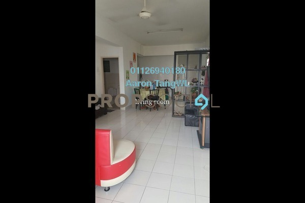 For Sale Condominium at Vista Mutiara, Kepong Leasehold Unfurnished 3R/2B 450k
