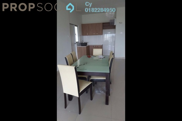 For Rent Condominium at Maxim Citilights, Sentul Leasehold Fully Furnished 3R/2B 1.8k