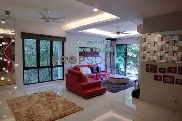 For Sale Townhouse at Sunway SPK 3 Harmoni, Kepong Freehold Fully Furnished 3R/4B 1.8m