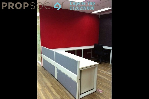For Sale Office at Solaris Mont Kiara, Mont Kiara Freehold Fully Furnished 0R/2B 850k