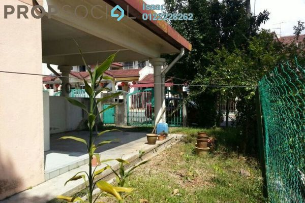 For Sale Townhouse at Taman Cheras Mas, Cheras South Freehold Semi Furnished 3R/2B 450k