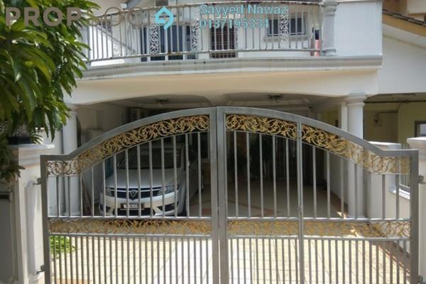 For Sale Terrace at Taman Cheras Prima, Kajang Freehold Semi Furnished 4R/3B 550k