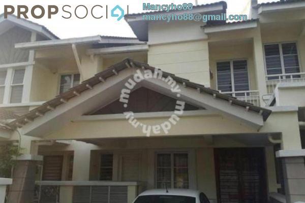 For Rent Terrace at Precinct 11, Putrajaya Freehold Semi Furnished 4R/3B 1.8k