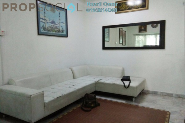For Sale Terrace at USJ 13, UEP Subang Jaya Freehold Semi Furnished 4R/3B 655k